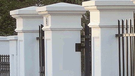 Säulen stuck tor und zaunpfeiler balustraden matthies ✓
