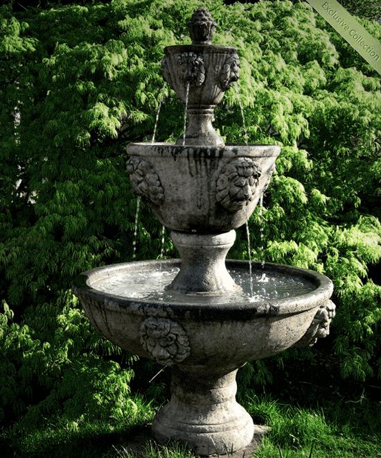 gartenbrunnen springbrunnen frostbest ndige gartenspringbrunnen. Black Bedroom Furniture Sets. Home Design Ideas